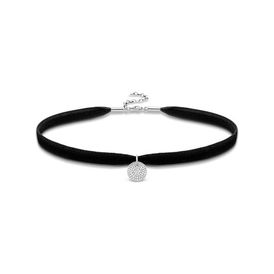 Choker Coin Sparkling Circles from the  collection in the THOMAS SABO online store