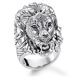 "anello ""Leone"" from the Glam & Soul collection in the THOMAS SABO online store"