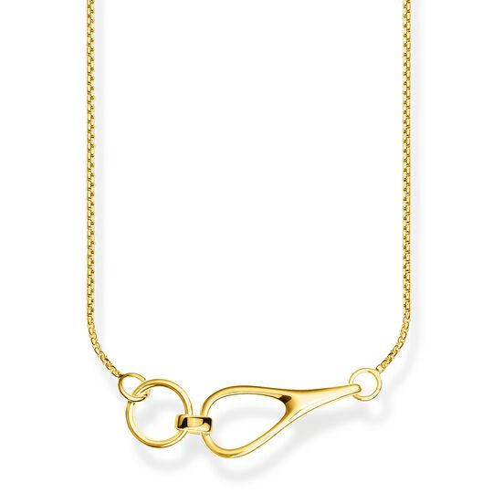 necklace Heritage gold from the  collection in the THOMAS SABO online store