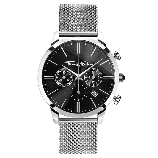 Herrenuhr REBEL SPIRIT CHRONO  aus der Rebel at heart Kollektion im Online Shop von THOMAS SABO