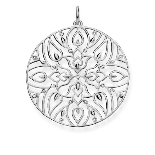 """pendant """"ornament"""" from the Glam & Soul collection in the THOMAS SABO online store"""