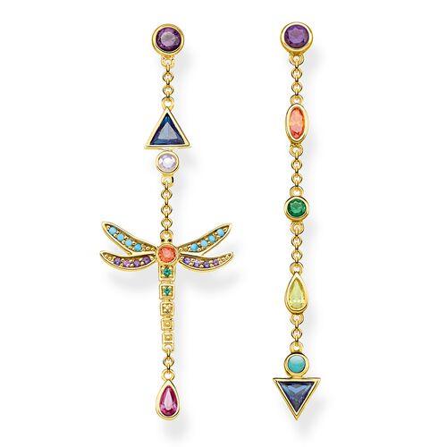 """Ohrringe """"Libelle"""" aus der Glam & Soul Kollektion im Online Shop von THOMAS SABO"""