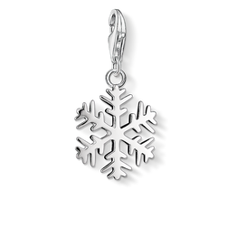 "Charm pendant ""snowflake"" from the Charm Club Collection collection in the THOMAS SABO online store"