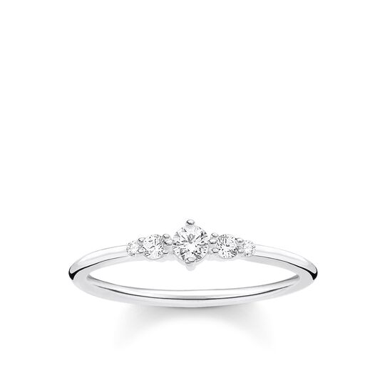Ring vintage from the Charming Collection collection in the THOMAS SABO online store