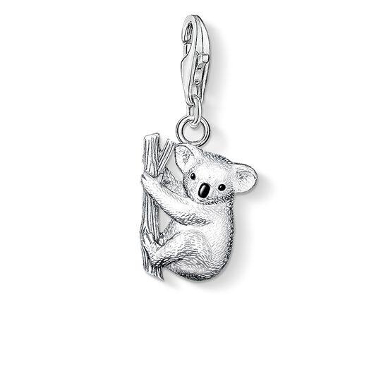 Charm pendant koala from the Charm Club collection in the THOMAS SABO online store