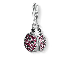 Charm pendant ladybird from the  collection in the THOMAS SABO online store