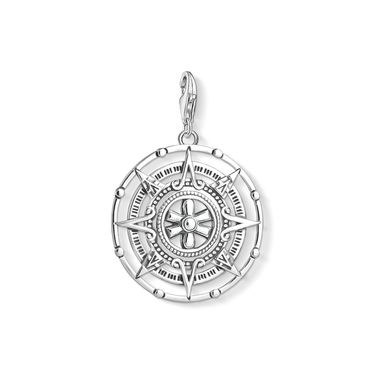 Charm pendant Maya calendar from the Charm Club collection in the THOMAS SABO online store