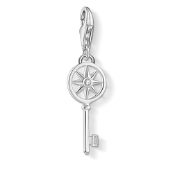 Charm pendant Key with star from the Glam & Soul collection in the THOMAS SABO online store