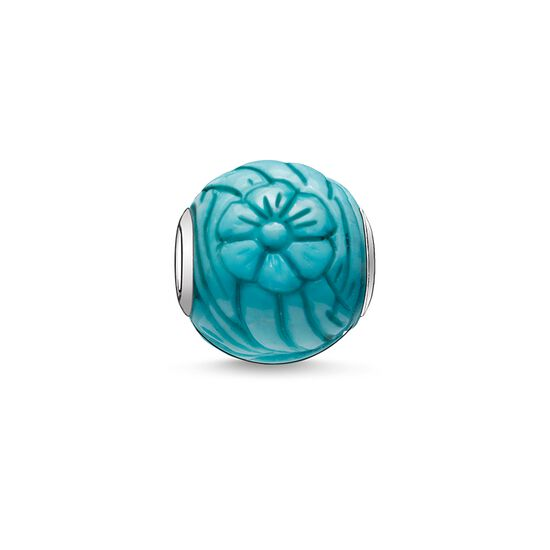 """Bead """"fiore d'estate"""" from the Karma Beads collection in the THOMAS SABO online store"""