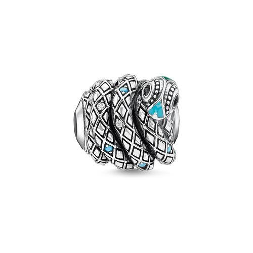 """Bead """"snake"""" from the Glam & Soul collection in the THOMAS SABO online store"""