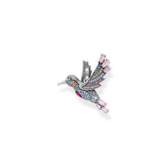 Pendant colourful hummingbird silver from the  collection in the THOMAS SABO online store