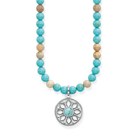 necklace ethno amulet from the Glam & Soul collection in the THOMAS SABO online store