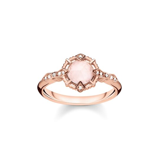 ring vintage pink from the  collection in the THOMAS SABO online store
