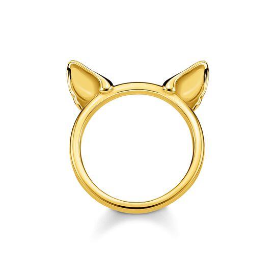 bague Oreilles de chat or de la collection  dans la boutique en ligne de THOMAS SABO