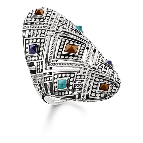 """Ring """"Afrika Ornamente"""" aus der Glam & Soul Kollektion im Online Shop von THOMAS SABO"""