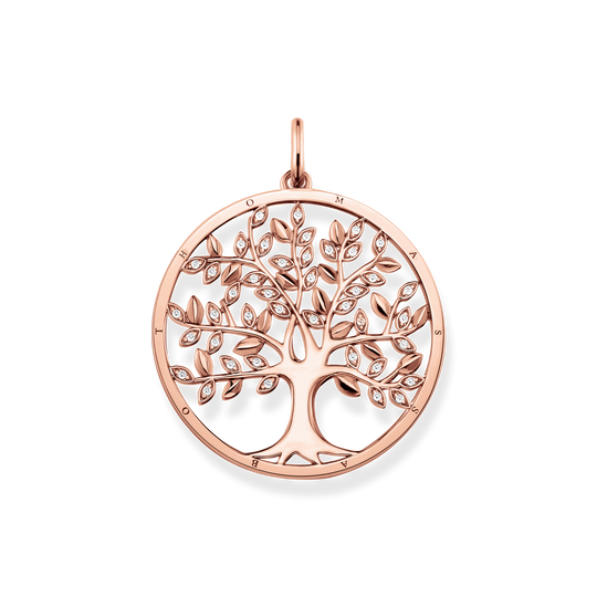 pendant Tree of Love from the Glam & Soul collection in the THOMAS SABO online store