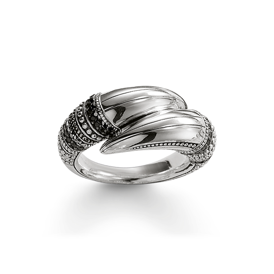 ring claw from the Rebel at heart collection in the THOMAS SABO online store