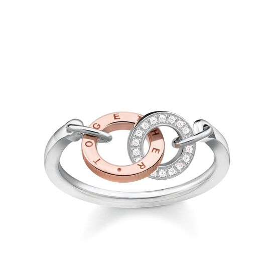 71c8431383 ring from the Glam  amp  Soul collection in the THOMAS SABO online store