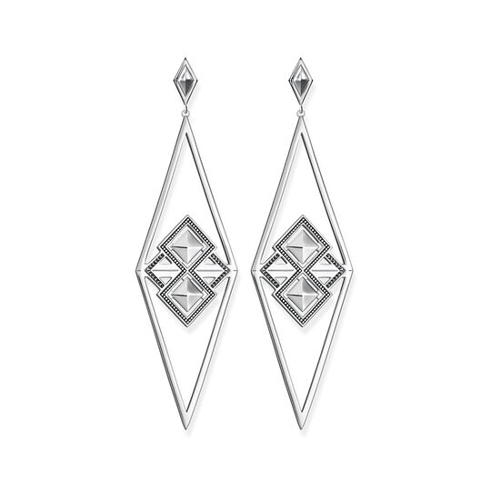 "earrings ""Africa triangle"" from the Glam & Soul collection in the THOMAS SABO online store"