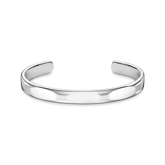 bangle Minimalist silver from the  collection in the THOMAS SABO online store