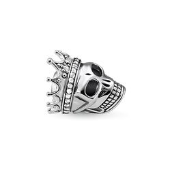 "Bead ""Skull Queen"" from the Karma Beads collection in the THOMAS SABO online store"