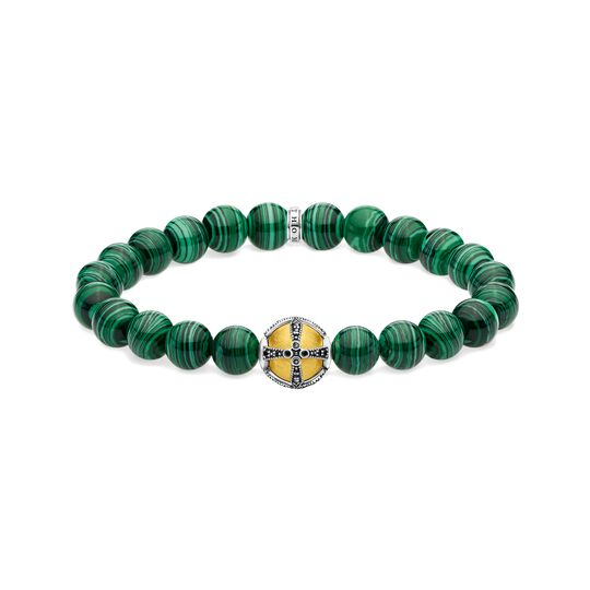 Bracelet cross green from the  collection in the THOMAS SABO online store