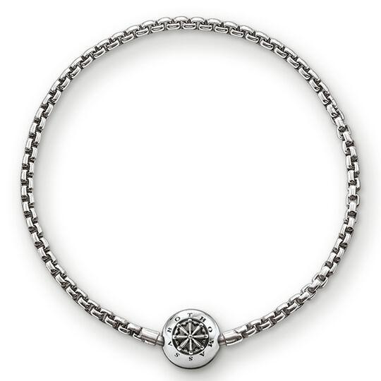 """Armband für Beads """"Geschwärzt"""" aus der Karma Beads Kollektion im Online Shop von THOMAS SABO"""
