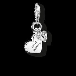 """pendentif Charm """"SOUL SISTERS"""" de la collection  dans la boutique en ligne de THOMAS SABO"""
