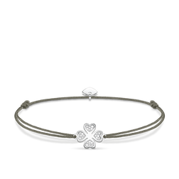 """bracciale """"Little Secret quadrifoglio"""" from the Glam & Soul collection in the THOMAS SABO online store"""