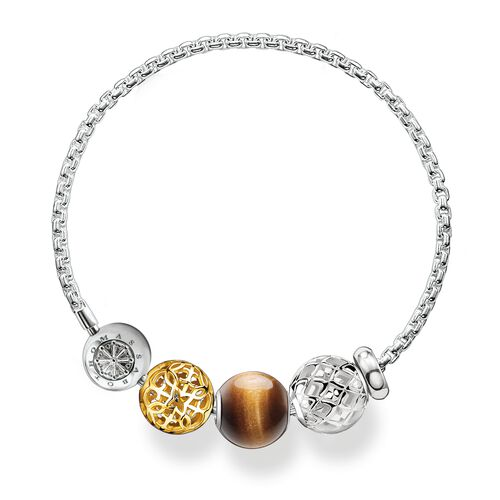 """bracelet """"ornament"""" from the Glam & Soul collection in the THOMAS SABO online store"""