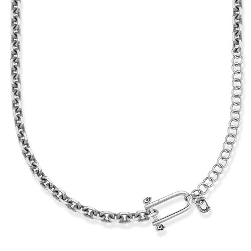 """necklace """"Iconic Skull"""" from the Rebel at heart collection in the THOMAS SABO online store"""
