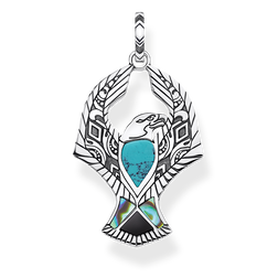 pendant eagle from the Rebel at heart collection in the THOMAS SABO online store
