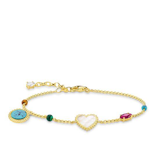 """pulsera """"Riviera Colours"""" de la colección Glam & Soul en la tienda online de THOMAS SABO"""