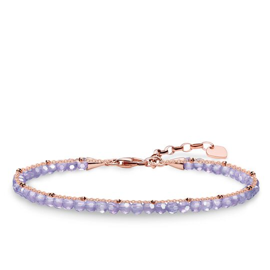 bracelet purple from the Glam & Soul collection in the THOMAS SABO online store