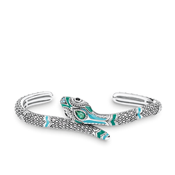 "bangle ""snake"" from the Glam & Soul collection in the THOMAS SABO online store"