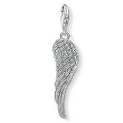 "Charm pendant ""wings"" from the  collection in the THOMAS SABO online store"