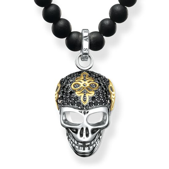 Kette aus der Rebel at heart Kollektion im Online Shop von THOMAS SABO