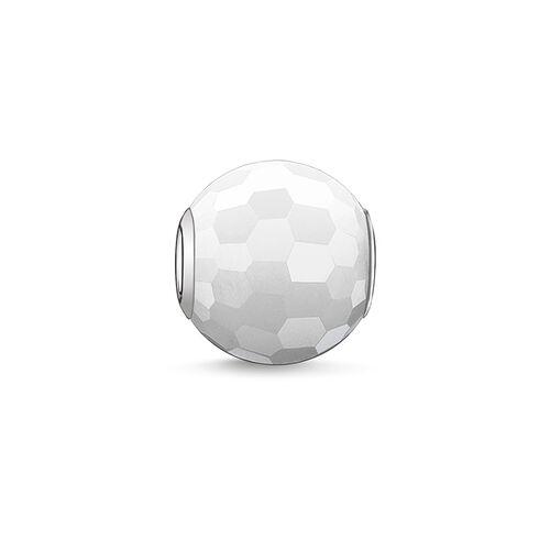 """Bead """"Weiße Jade"""" aus der Karma Beads Kollektion im Online Shop von THOMAS SABO"""