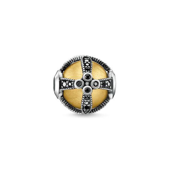 Bead Royalty gold aus der Karma Beads Kollektion im Online Shop von THOMAS SABO