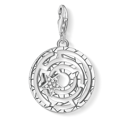 ciondolo Charm labirinto from the Glam & Soul collection in the THOMAS SABO online store