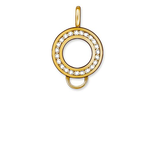 "carrier ""pavé"" from the  collection in the THOMAS SABO online store"