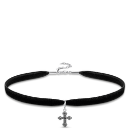 Choker from the Glam & Soul collection in the THOMAS SABO online store