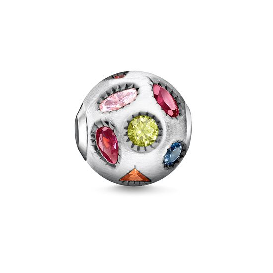 """Bead """"Colourful Stones"""" from the Karma Beads collection in the THOMAS SABO online store"""