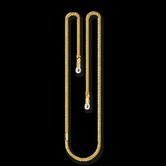 Brillenkette Gold aus der  Kollektion im Online Shop von THOMAS SABO
