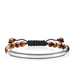 bracelet brown from the Love Bridge collection in the THOMAS SABO online store