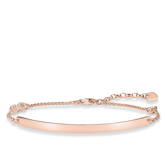 """bracelet """"infinity"""" from the Love Bridge collection in the THOMAS SABO online store"""