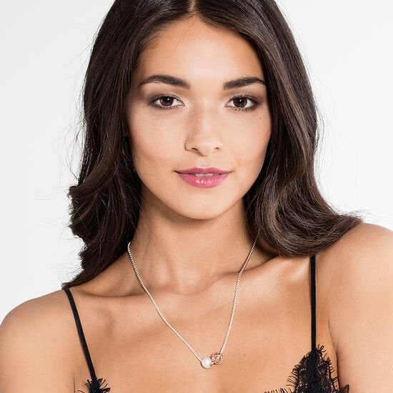 collana from the Karma Beads collection in the THOMAS SABO online store