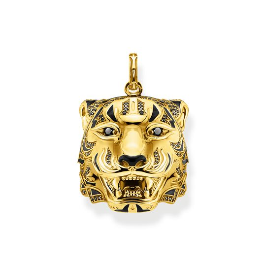 pendant tiger gold from the  collection in the THOMAS SABO online store