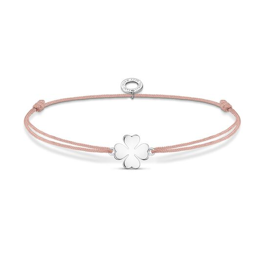 Bracelet Little Secret cloverleaf from the Charming Collection collection in the THOMAS SABO online store
