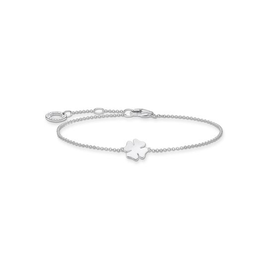 Bracelet trèfle argent de la collection Charming Collection dans la boutique en ligne de THOMAS SABO